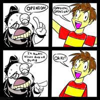 A Controversial Comic by MichaelJLarson