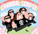 Cannibal Corpse by MichaelJLarson