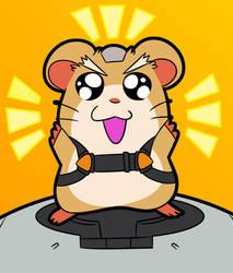 Little Hamster, Big Adventure by MichaelJLarson