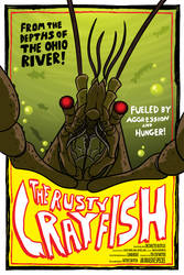 THE RUSTY CRAYFISH by MichaelJLarson