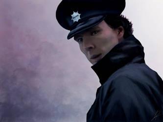 Sherlock Security - Redraw by swisidniak