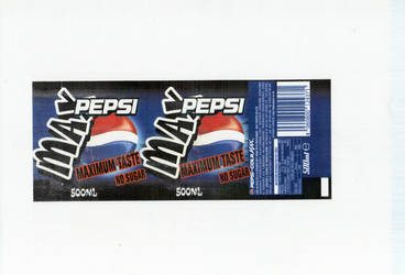 pepsi max by crowie89
