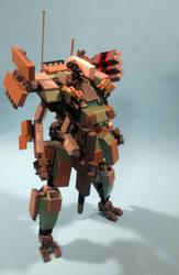 HOUND lego redux by graybandit