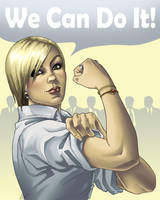 We can do it by djinn-world