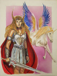 She-Ra, Princess of Power. by Clooney666