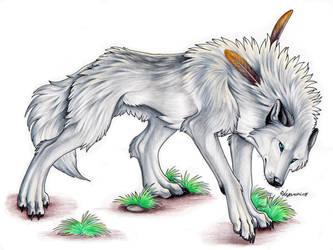 Spiritwolfen by Lyanti
