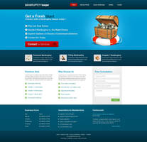Bankruptcy Layout by awaisfarooq