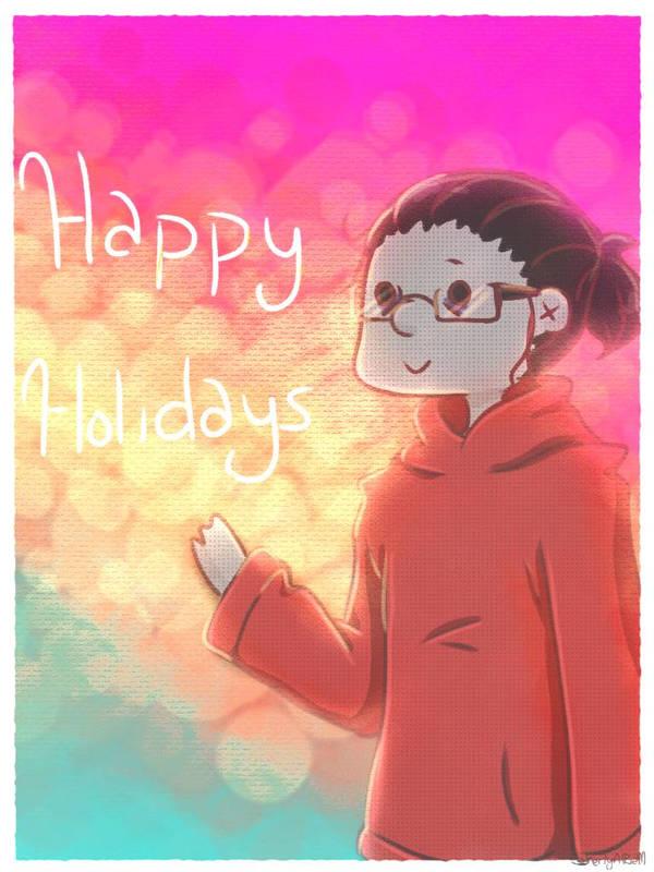 Happy Holidays by sr038761