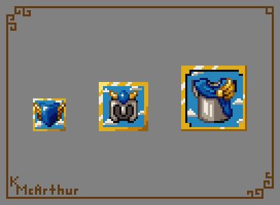 Armor Set by RollToNotDie