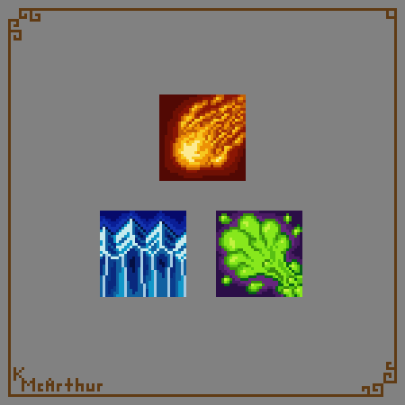 Fuselings Ability Icons by RollToNotDie