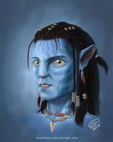 Na'vi by Windfreak