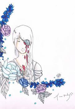 Silver and Blood by KokePasu