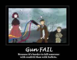 Kuroshitsuji: Gun FAIL by ninja25star-pikaluv