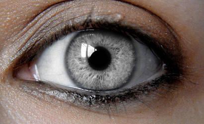 white eye by Kramnhojpapermario
