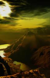 Ruling the Wastelands - BG by kamuikaneo