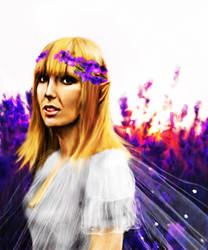Jolanda Lavendel by kamuikaneo