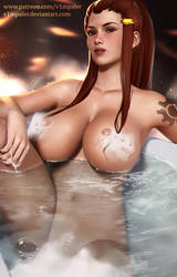 Brigitte Full Nude Available by v1mpaler