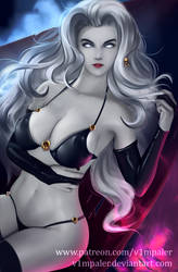 Lady Death Full Nude Available by v1mpaler