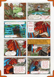 Drakenzhar - Dusk of Drakonkin Prologue (Page 1) by Ashravan