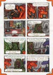 Drakenzhar - Dusk of Drakonkin Prologue (Page 3) by Ashravan