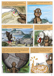 Fight for Life - A Story for the World (Page 1) by Ashravan
