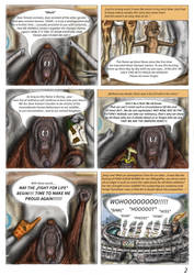 Fight for Life - A Story for the World (Page 2) by Ashravan