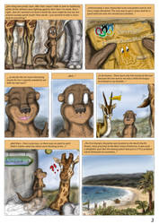 Fight for Life - A Story for the World (Page 3) by Ashravan
