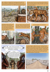Fight for Life - A Story for the World (Page 6) by Ashravan