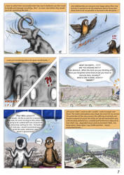 Fight for Life - A Story for the World (Page 7) by Ashravan