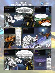 A tasty demonstration [ENG] (Rocket League Comic) by Ashravan
