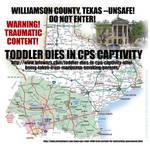 Williamson County Texas Unsafe Copy by jbeverlygreene