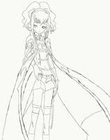 Anya Alstreim by Setsuna-Toushirou