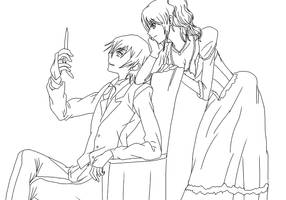 These Are My Friends by Setsuna-Toushirou