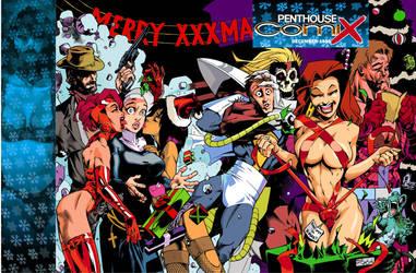 ChristmasX - JASON PEARSON by DeevElliott