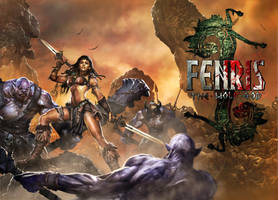 FENRIS: tease two by Dave Wilkins and Dave Elliott by DeevElliott