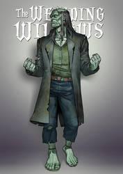 The Weirding Willows - Damon Frankenstein by DeevElliott