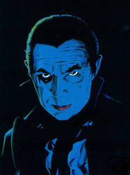 Dracula Bela Lugosi by DeevElliott