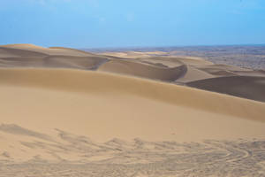 sand dune stock 2 by stockf8