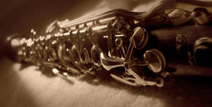 Clarinet + by Penguino170