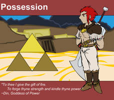 Possession by kyrio