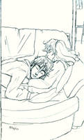 sooo tired by LadyELain