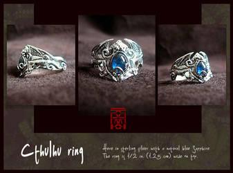 Cthulhu Ring - Final by somk