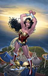 Wonder Woman by SeanE