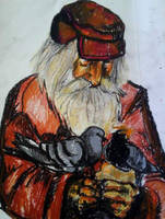 Saint Dobry by mihaelaterzieva