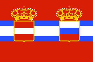 Flag of the Austro-Slovenian Empire by Linumhortulanus