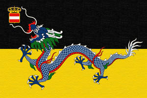 Flag of the A-H Concession of Tianjin by Linumhortulanus