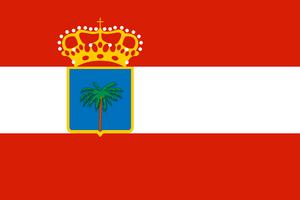 Flag of Austrian Libya by Linumhortulanus