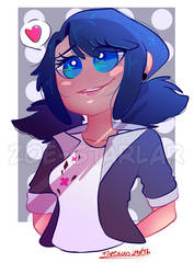 MLB: Marinette~ by Zoe-starlar