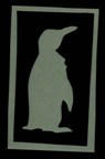 Penguin Silhouette by PTPenguino