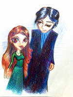 Mister and Mistress by PTPenguino
